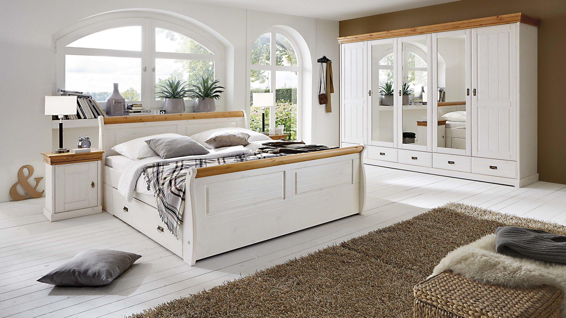 Möbel Arenz, 3S frankenmöbel Schlafzimmer im nordischen ...